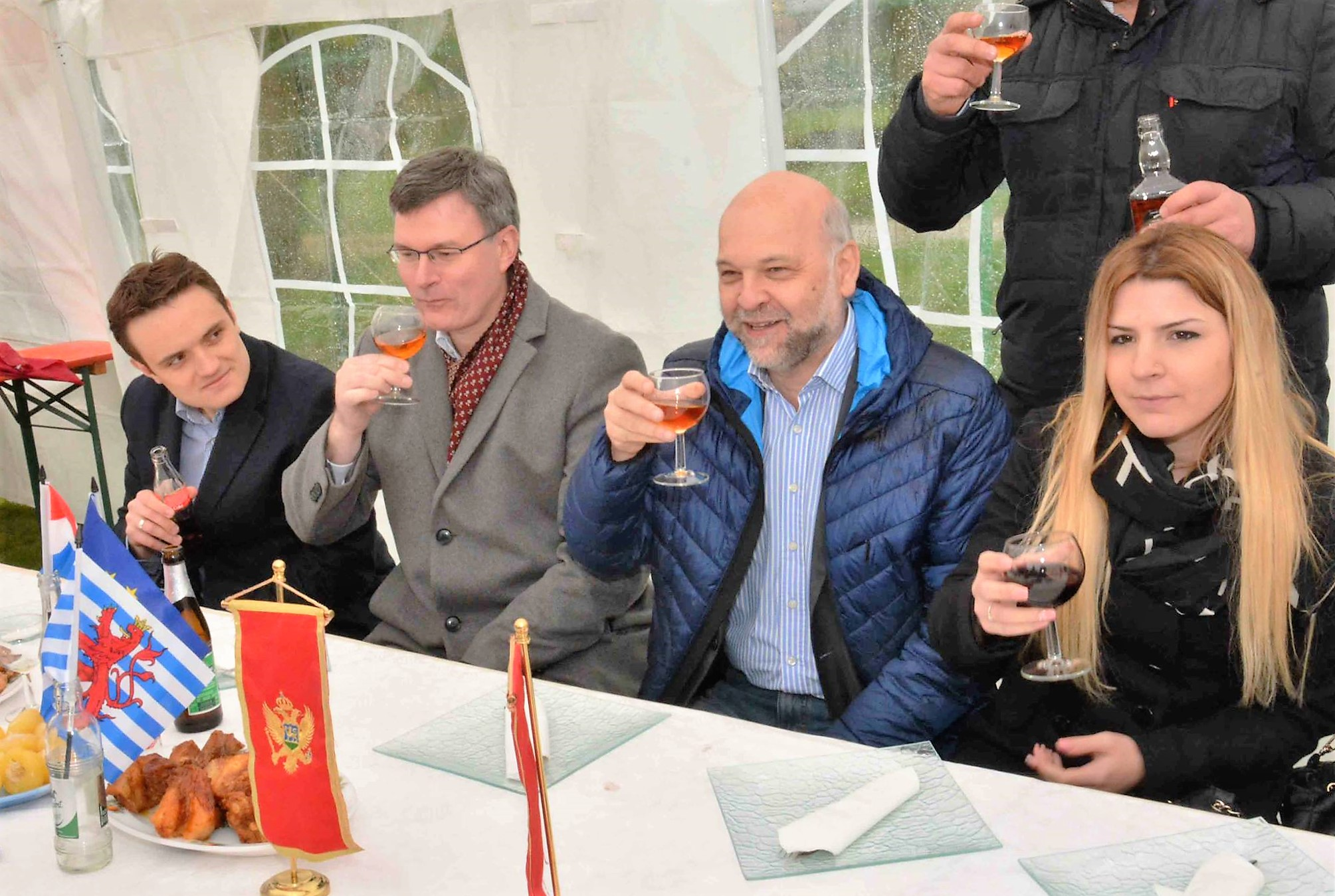 Vladimir Radulovic ambasador Crne Gore u Beneluxu