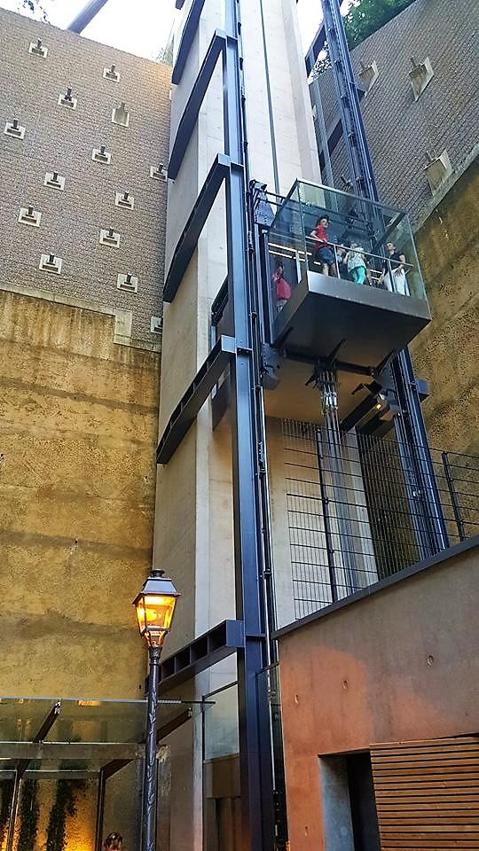 Pfaffenthal lift 1
