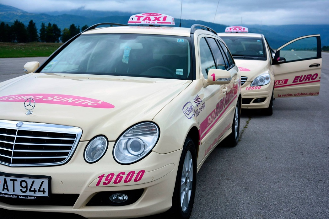 euro suntic taxi