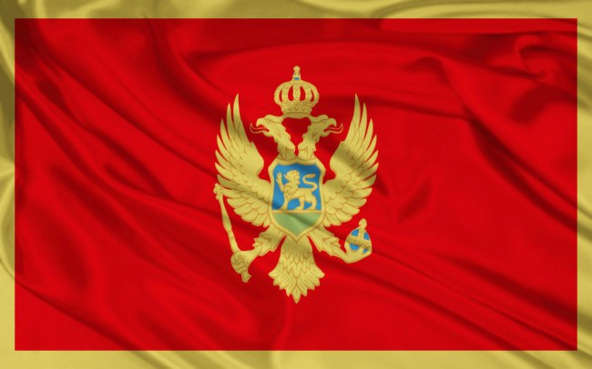 zastava crne gore 2016